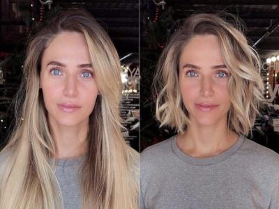 Как удачная стрижка меняет внешность