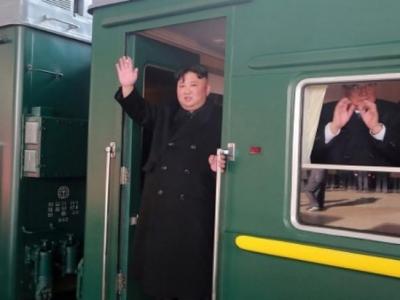 Дворец на рельсах или как выглядит бронированный поезд Ким Чен Ына