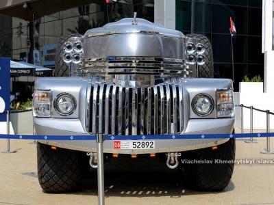 В Дубаи создали джип для шейха