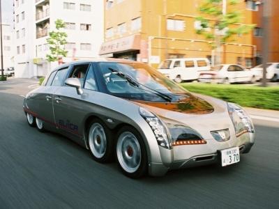 Монстры автомобильной промышленности прошлого