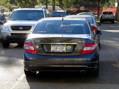 Прикольные номерные знаки на автомобилях