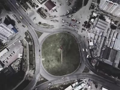Группа Rammstein использовала в тизере нового альбома Херсонскую площадь