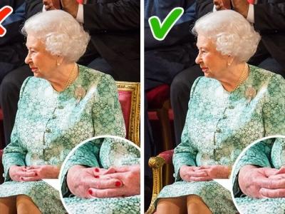 Странности обитателей Букингемского дворца