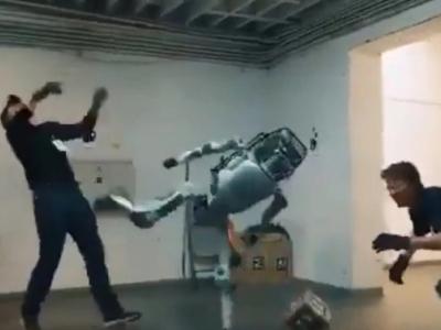 Восстание роботов уже реальность?