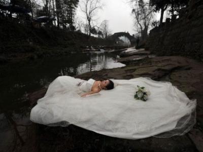 Свадьба мертвых - одна из самых жутких традиций Китая